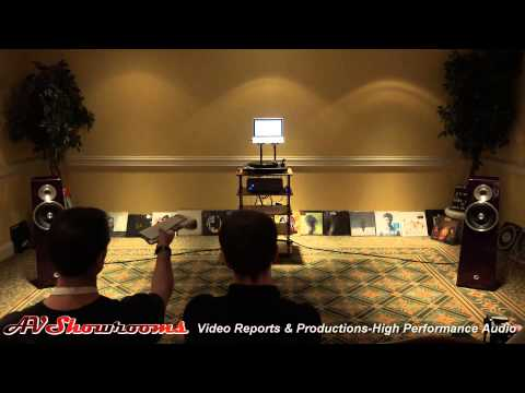 Zu Audio, Peachtree Audio, New York Audio Show