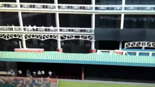 MLB 12 the show, ball bounces of head home run
