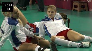 En Güzel Kadın Voleybol Takımı  RUSYA - Rus Güzeller