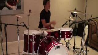 Flo Rida - Club Can't Handle Me ft. David Guetta Drum Cover
