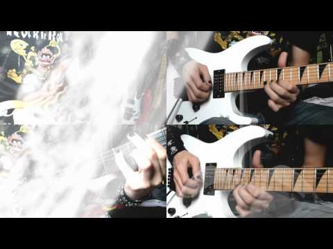 The Final Countdown guitar cover