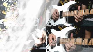The Final Countdown guitar cover - Europe (HD)