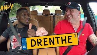 Royston Drenthe - Bij Andy in de auto! deel 2
