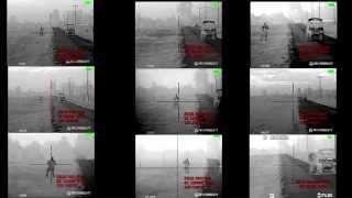 ARMASIGHT PRO-LINE THERMAL COMPARISON PART 2