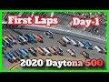 2020 Daytona 500: First Laps | Day 1
