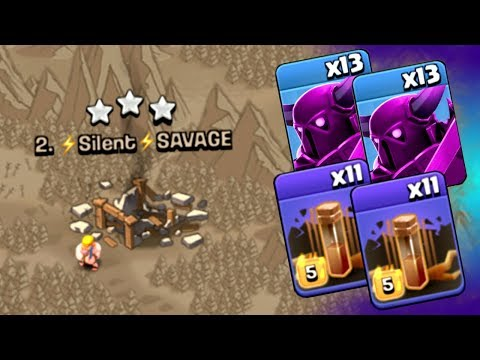 THIS STRATEGY SHOULD BE ILLEGAL IN CLASH OF CLANS!!