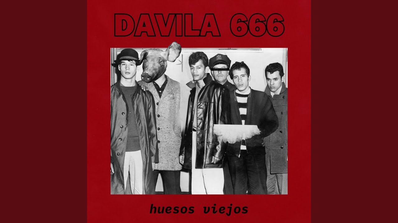 Puerto Rican Punks Dávila 666 Return From Hiatus With