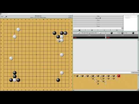 Pro Game Study - Murashima Yoshikatsu vs Kitani Minoru Part 1