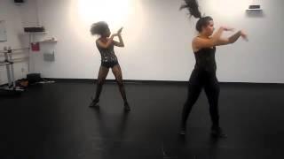 beyonce grown woman choreography by michelle sheri