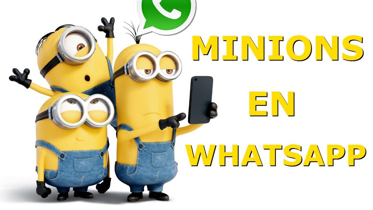 Emojis De Minions En Whatsapp Youtube