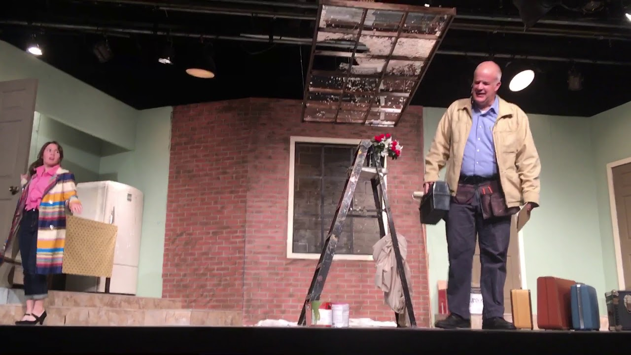 Barefoot In The Park Comes To The Little Theatre Of New Smyrna