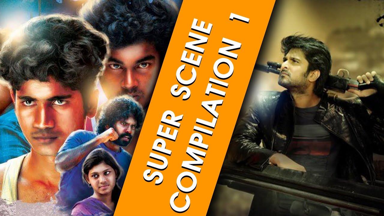 Super Scene Compilation 1 - Hindi Dubbed Full Movies | Vaandu |  Sutrula