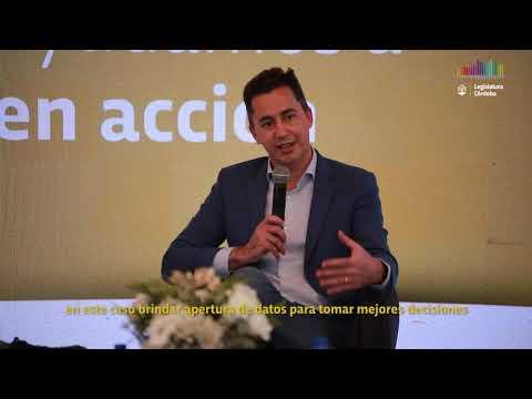 Manuel Calvo inauguró la primera Maratón Legislativa de Datos