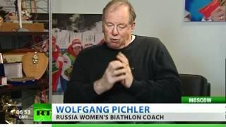 No more drugs in my biathlon team - Russia coach Pichler