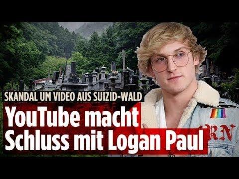 YouTube schmeißt Logan Paul raus / Teenagerin Juliane vermisst / HSV / Aktuelle News