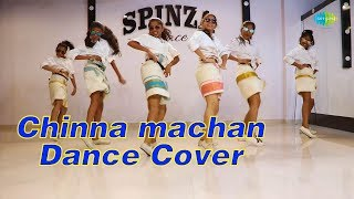 Chinna Machan Dance Cover | Charlie Chaplin 2 | Prabhudeva | Nikki Galrani