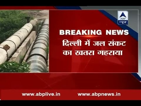 Jat protesters obstruct water supply to Delhi through Munak canal
