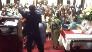 Church of God Spring Valley NY action de grace 2013