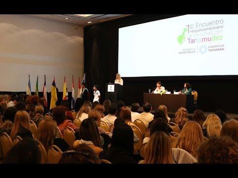 Primer Encuentro Hispanoamericano de personas con Tartamudez