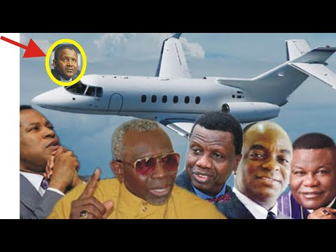 11 Richest Nigerians Who Own Private Jets