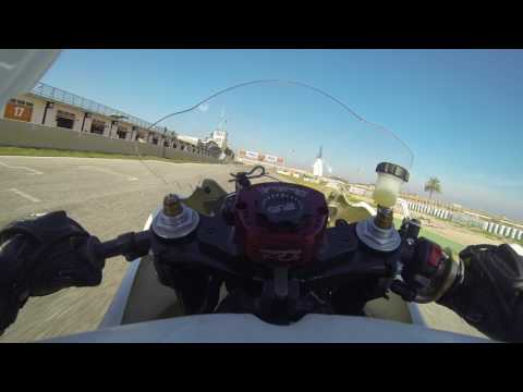 cartagena testing onboard r6 13s superstock 600