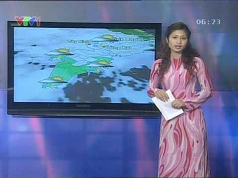 Tin thời tiết (17/05/2009)
