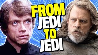 10 Events Between RETURN OF THE JEDI and THE LAST JEDI