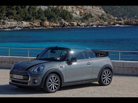 Essai Mini Cabriolet 2016 Tea Play And Fun Youtube
