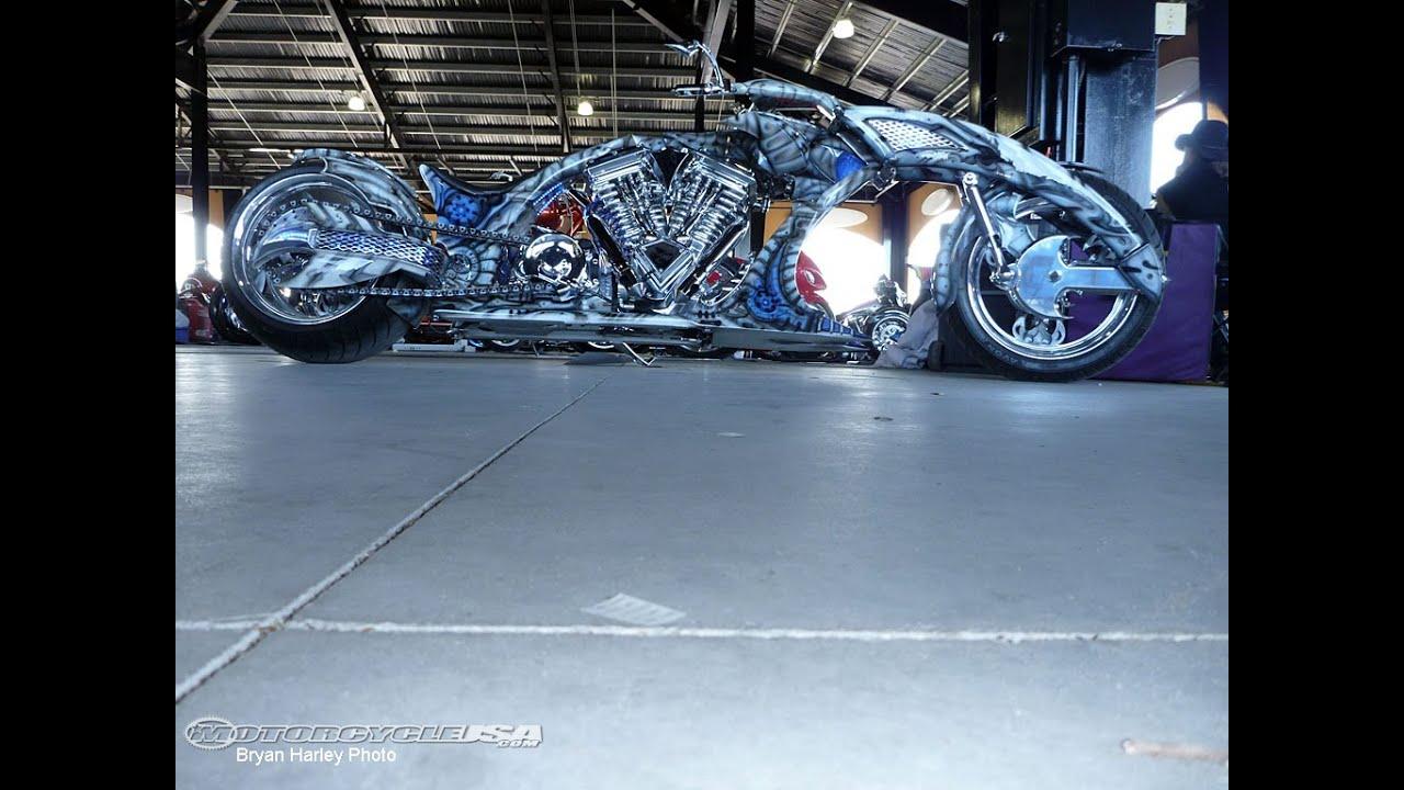 4bd40cecd0b 2010 Daytona Rat's Hole Custom Bike Show - MotoUSA