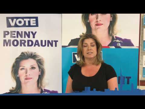 Penny Mordaunt alls about the opportunities for Portsmouth post leaving the EU