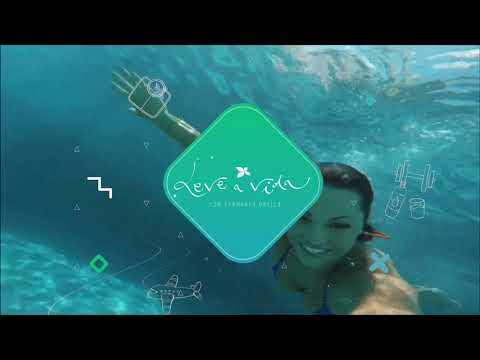 Vlog Fernanda D'avila de biquíni em Bahamas