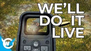 HECK IT - WTFMOSES PUBG GAMEPLAY
