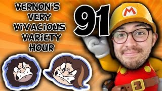 Super Mario Maker: Beat Botching - PART 91 - Game Grumps