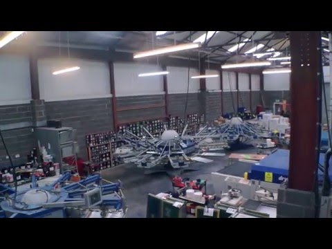 Garment Printing - This is What We Do