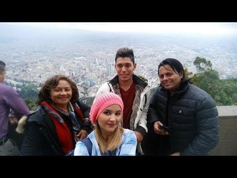Vlog: Cerro Monserrate - Bogotá 2017