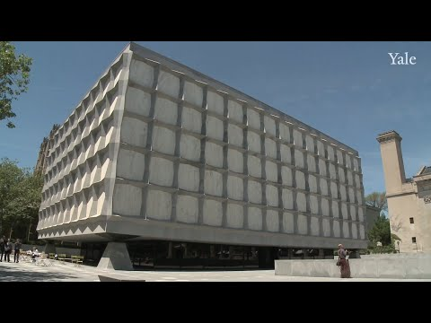 Beinecke Library Renovation