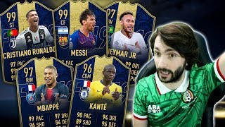 TEAM OF THE YEAR PACK OPENING OD 3.5 MILIJUNA COINSA!!! FIFA 19