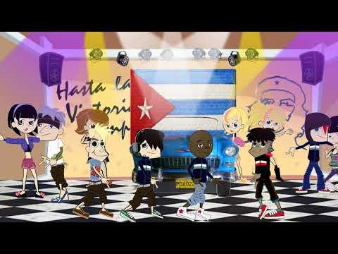 Cuba Libre en animando