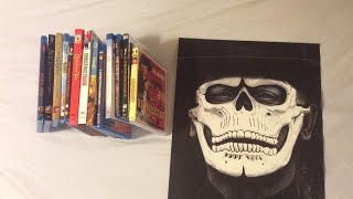 My Blu Ray Collection Update 11/10/15 - Recent Blu Ray Pickups