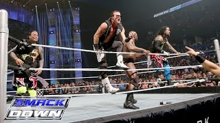 The Miz and The New Day get repelled by Uso-Crazy: SmackDown, Jan. 28, 2016