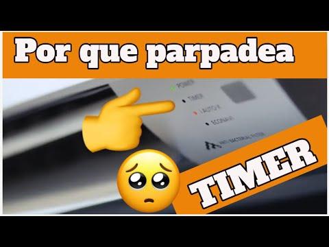 Aire Acondicionado Panasonic Inverter Parpadea TIMER. No Funciona Y Se Para. SOLUCION