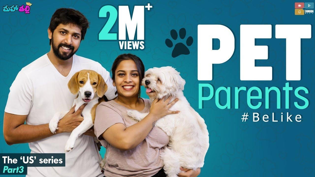 Pet Parents Be Like -