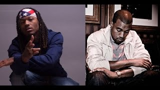 Kanye West Brings Montana of 300 to his Studio to Work on Music! Possible Collaboration For SWISH!