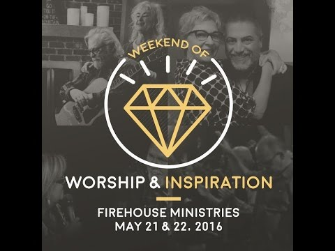 Weekend of Worship & Inspiration - Don Potter & Suzy Yaraei 5-22-16