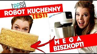 DOMOWA Środa test ROBOT KUCHENNY ZA 599 zł easy cook EVO 4IN1 TEESA Hit czy Kit ?