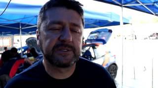 Emerson Cavassin   Após SS4   Rally de Morretes 2016
