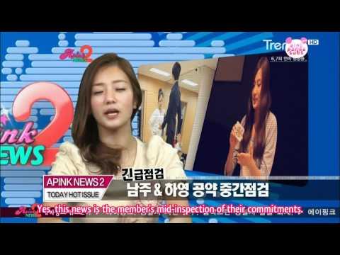 A-Pink News Season 2  - Episode 7