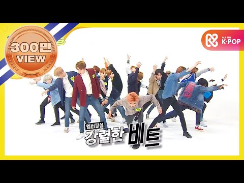 (Weekly Idol EP.347) NCT 2018 BLACK on BLACK Complete ver