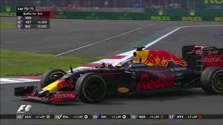 Vettel wint Grand Prix Brazilië, Verstappen wordt vijfde