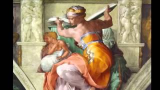 Микеланджело, потолок Сикстинской капеллы